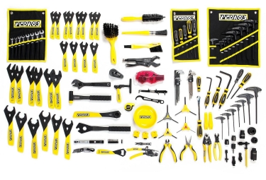 Boite à Outils PEDROS Master Bench Tool Kit (boite A)