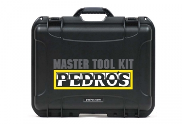 PEDROS Master Tool Kit 3 (Tools not supplied)
