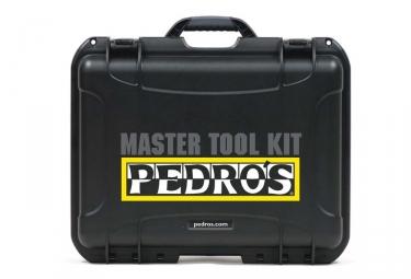 Boite à Outils Pedro´s Master Tool Kit 3 (sans outils)