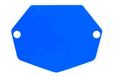 Fond de Plaque Mac One Mini Bleu