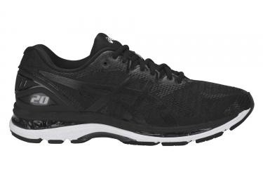 Chaussures de Running Asics Gel-Nimbus 20 Noir