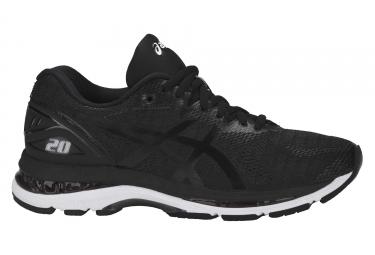 Chaussures de Running Femme Asics Gel-Nimbus 20 Noir