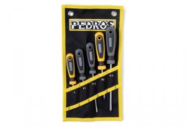 Set de 5 Tournevis Pedro's