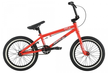 BMX Freestyle Haro Downtown 16'' Rouge