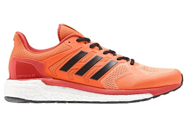 Adidas running supernova st orange noir 42 2 3