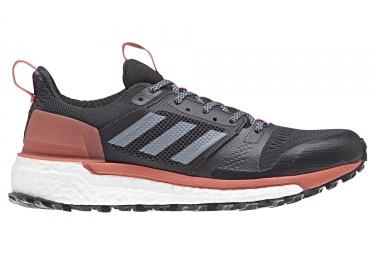 Adidas running supernova trail gris rose 38