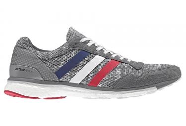Chaussures de Triathlon adidas running Adizero Adios 5 Gris