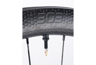 Roue Arrière Zipp 303 Firecrest Tubeless Disc | 9x135mm/12x142mm | Stickers Blanc