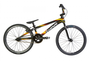 Inspyre Evo Race BMX Expert Black Orange 2018