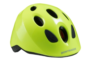Bontrager Kids Helmet Big Dipper Neon Yellow