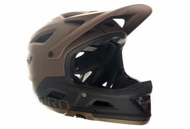 Casque integral giro switchblade mips walnut marron noir s 51 55 cm