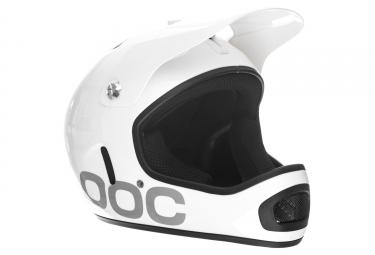 Casque intégral Poc CORTEX DH MIPS Blanc