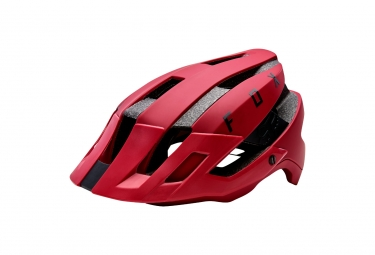 Casco Fox Flux Mips Rouge