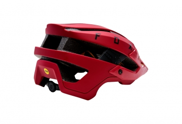 Casque Fox Flux Mips Rouge
