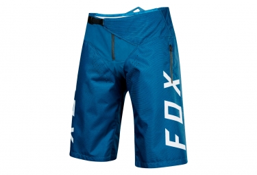 Short fox demo bleu 32