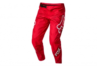 Pantalon enfant fox demo rouge 28