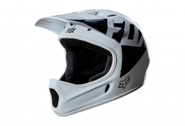 casque integral fox rampage landi blanc xl 61 63 cm