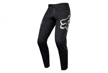 pantalon fox flexair noir chrome 32