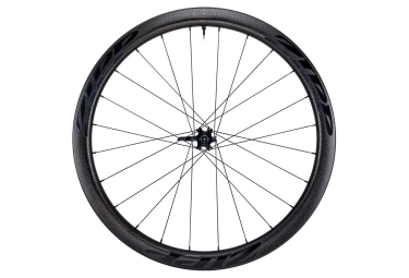Roue avant zipp 303 firecrest tubeless disc 9 12 15x100mm stickers noir