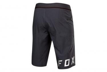 Short avec Peau Fox Attack Noir