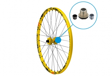 Mavic Deemax Ultimate 27.5´´ Rear Wheel - 12x150mm Sram XD