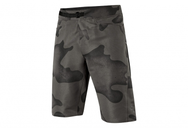 Fox Ranger Cargo Camo Shorts with Liner Black