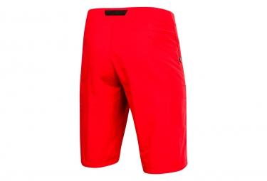 Fox Ranger Cargo Shorts mit Innenfutter Rot