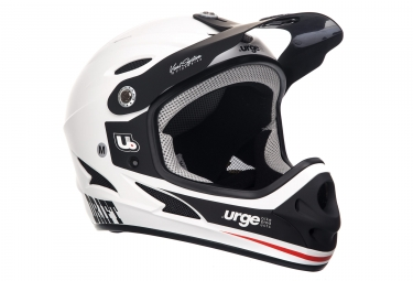 Urge Drift Integralhelm Matt Weiß