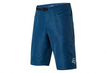 Short avec peau fox ranger cargo bleu 32