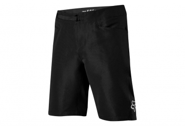 Fox Ranger Shorts with Liner Black