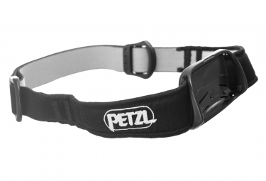bandeau elastique pour lampe frontale petzl tikka et tikka xp noir