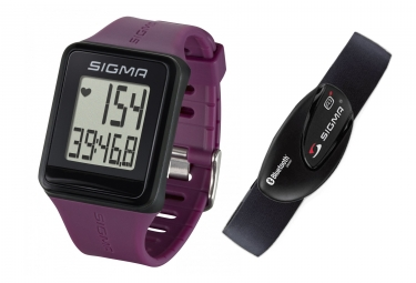 Sigma ID Go Sport Watch Purple