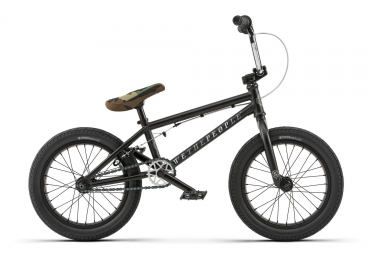 Bmx freestyle wethepeople seed 16 noir 2018