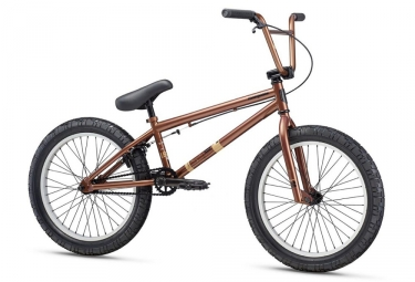 bmx freestyle mongoose legion l60 marron 2017
