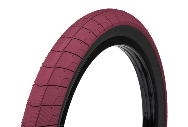Eclat Fireball Tire Burgundy
