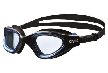 Lunettes de natation arena envision noir bleu