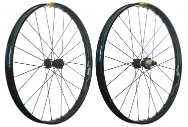 mavic 2018 paire de roues e xa elite 27 5 xd 6 trous boost 15 x 110 12 x 148 mm