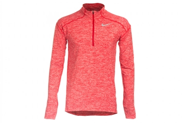 Nike Dry Element Long Sleeves Top Red
