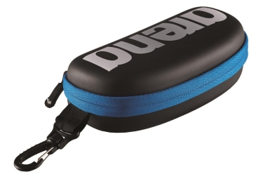 Boite à Lunettes Arena Goggle Case Noir Bleu