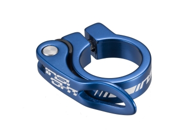 Collier de selle insight qr bleu 25 4