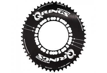 Plateau rotor q ring ea aero 110mm noir 50