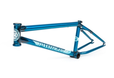 BSD The Passenger V3 Frame Trans Blue