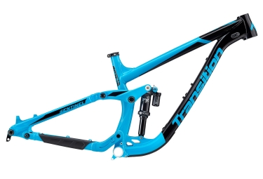 Transition Sentinel Alu 29 '' MTB Frame | Fox Racing Shox DPX2 Performance Elite | Blu / Nero 2018