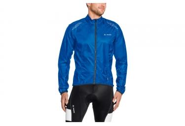veste coupe vent vaude pro windshell lw bleu m