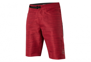 Fox Ranger Cargo Shorts with Liner Red