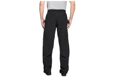 Pantalon de Pluie Vaude Yaras Noir