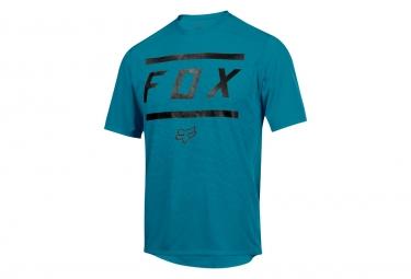 Fox Ranger Youth Short Sleeves Jersey Blue