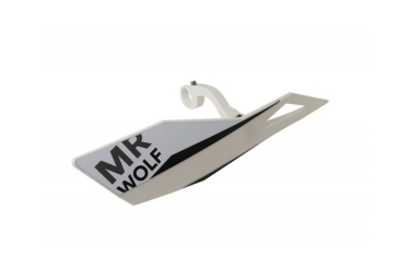 Mr Wolf Hand Guard Recchie Basic White