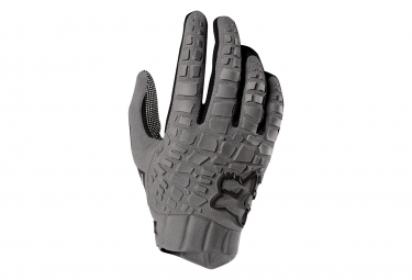 Gants Longs Fox Sidewinder Gris