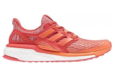 adidas running ENERGY BOOST Orange Pink